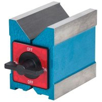 FOWLER - 52-585-075-0 - MAG V-BLOCK W/SWITCH