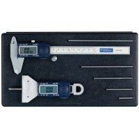 FOWLER - 54-004-255-0 -   X-tra-Value Depth Gage & Poly Cal Kit