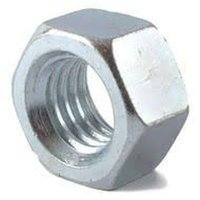 Finished Hex Nut G5 Zinc   3/4-10
