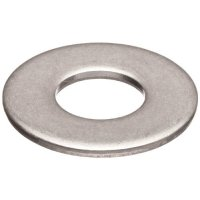 Flat Washer USS Zinc 1-1/4""