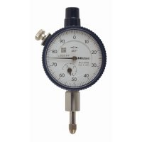 MITUTOYO - 1410SB - DIAL INDICATOR, .001, .25 IN, 3/8, FB - CROSSOVER OF STARRETT PRODUCT NUMBER:  81-241J