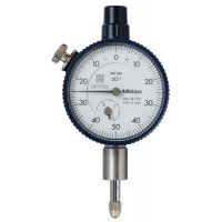 MITUTOYO - 1411SB - DIAL INDICATOR, .001, .25 IN, 3/8, FB - CROSSOVER OF STARRETT PRODUCT NUMBER:  81-141J