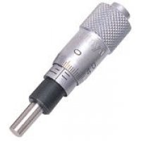 MITUTOYO - 148-206 - MIC HEAD .25 IN, .001 IN, .25 IN, PLN, S - CROSSOVER OF STARRETT PRODUCT NUMBER:  460A