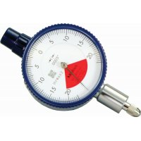 MITUTOYO - 1909S-62 - DIAL INDICATOR, .0005, .04 IN, 3/8, LB - CROSSOVER OF STARRETT PRODUCT NUMBER:  81-134J