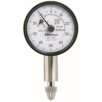MITUTOYO - 1911TB-10 - DIAL INDICATOR, .01, 2.5MM, 8MM, FB