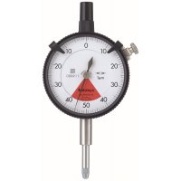 MITUTOYO - 2900S-10 - DIAL INDICATOR, .001, .08MM, 8MM, LB