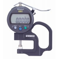 MITUTOYO - 547-300S - DIG THCK GAGE, IDC, I/M 0-.4 IN, .0005 IN - CROSSOVER OF STARRETT PRODUCT NUMBER:  1015MB