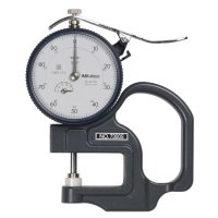 MITUTOYO - 7300S - DIAL THCK GAGE, 0-.5 IN, .001 IN - CROSSOVER OF STARRETT PRODUCT NUMBER:  1015A