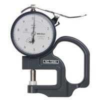 MITUTOYO - 7326S - DIAL THCK GAGE, 0-.05 IN, .0001 IN