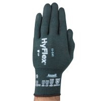 Ansell HyFlex® Ultralight Intercept™ Cut-Resistant Gloves - Ultralight Intercept Cut-Resistant Gloves, Size 11, Gray - 012-11-541-11 - Ansell