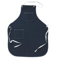 Ansell CPP Shop Aprons - CPP Shop Aprons, 28 in X 36 in, Denim, Blue - 012-57-004-28x36 - Ansell
