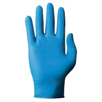 Ansell TNT® Single-Use Gloves - TNT Single-Use Gloves, Powdered, Nitrile, 5 mil, X-Large, Blue - 012-92-575-XL - Ansell