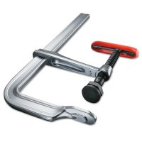 BESSEY® 2400S Series Bar Clamps - 2400S Series Bar Clamps, 12 in, 5 1/2 in Throat, 2,800 lb Load Cap - 013-2400S-12 - BESSEY®