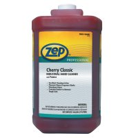 Zep Professional® Cherry Classic Industrial Hand Cleaner with Pumice - Cherry Classic Industrial Hand Cleaner with Pumice, Cherry, Bottle, 1 gal - 019-1046473 - Zep Inc.