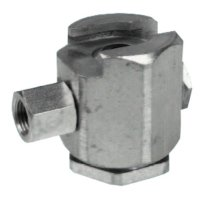 Alemite® Button Head Couplers - Button Head Coupler, Female/Female, 1/8 in, Giant pull-on type - 025-304300-A - Alemite®