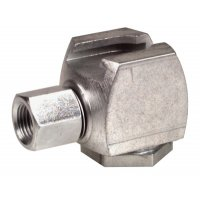 Alemite® Button Head Couplers - Button Head Coupler, Female/Female, 1/8 in, Standard pull-on type - 025-42030-A - Alemite®