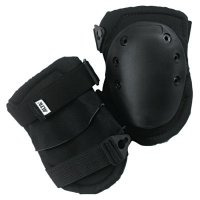 Alta® Superflex™ Knee Caps - Superflex Knee Caps, Buckle, Black - 039-50413 - Alta®