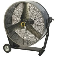 Airmaster® Fan Company Portable Direct Drive Mancoolers - Portable Direct Drive Mancoolers, 3 Blades, 36 in, 830 rpm - 063-60471 - Airmaster® Fan Company