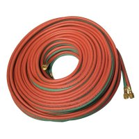 Best Welds Twin Welding Hoses - Twin Welding Hoses, 3/8 in, 50 ft, All Fuel Gases - Best Welds - 907-T508