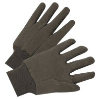 Anchor Brand 1000 Series Jersey Gloves - 1000 Series Jersey Gloves, Cotton, Unlined - 101-1200 - Anchor Products