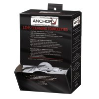 Anchor Brand Lens Cleaning Towelettes - Lens Cleaning Towelettes, 8 in X 5 in - 101-70-AB - Anchor Products