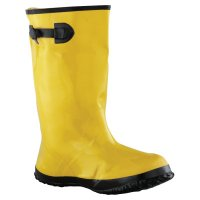 Anchor Brand Slush Boots - Slush Boots, Size 10, 17 in H, Yellow - 101-9040-10 - Anchor Products