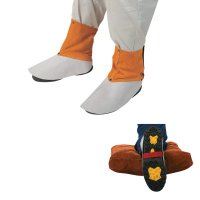 Best Welds Spats - Spats, Leather, Brown, One Size Fits Most - 902-Q-15 - Best Welds