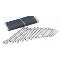 Anchor Brand Combination Wrench Sets - 15 Piece Combination Wrench Sets, 12 Points, SAE - 103-04-814 - Anchor Products