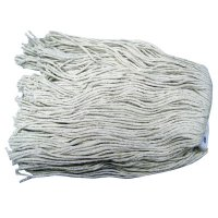 Anchor Brand Cotton Saddle Mop Heads - Cotton Saddle Mop Heads, 20 oz, For Wingnut; Quickway; Big Jaw Handles - 103-20MPHD - Anchor Products