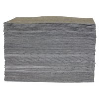 Anchor Brand Universal Sorbent Pads - Universal Sorbent Pads, Absorbs 17 gallons per bale, 15 in x 17 in - 103-AB-BPU500 - Anchor Products