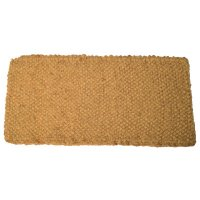 Anchor Brand Coco Mats - Coco Mats, 48 in Long, 36 in Wide, Natural Tan - Anchor Products - 103-AB-GDN-12