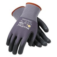 Protective Industrial Products, Inc. MaxiFlex® Endurance™ Gloves - MaxiFlex Endurance Gloves, Medium, Black/Gray, Palm and Finger Coated - 112-34-844/M - Protective Industrial Products, Inc.