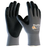 Protective Industrial Products, Inc. MaxiFlex® Endurance™ Gloves - MaxiFlex Endurance Gloves, Large, Black/Gray, Palm and Finger Coated - 112-34-844/L - Protective Industrial Products, Inc.