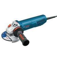 Bosch Power Tools GWS10-45 Angle Grinders - GWS10-45P Angle Grinder with Paddle Switch, 4 1/2 in Wheel, 10 A, 11500 rpm - 114-GWS10-45P - Bosch Tool Corporation