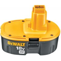 DeWalt® XRP™ Rechargeable Battery Packs - XRP Rechargeable Battery Packs, 18 V - 115-DC9096 - DeWalt®
