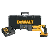 DeWalt® 20V MAX* Lithium Ion Reciprocating Saw Kits - 20V MAX Lithium Ion Reciprocating Saw Kit, 5 Ah Lithium-Ion, 1-1/8 in Stroke L - DeWalt® - 115-DCS380P1