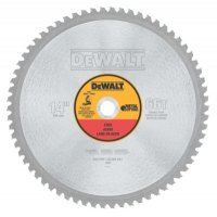 DeWalt® Metal Cutting Saw Blades - Metal Cutting Saw Blades, 14 in, 1 in Arbor, 1,800 rpm, 66 Teeth - 115-DWA7747 - DeWalt®