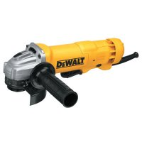 DeWalt® Small Angle Grinders - Small Angle Grinders, 4 1/2 in Dia, 11A No Lock-On, 11,000 rpm, Paddle Switch - 115-DWE402N - DeWalt®