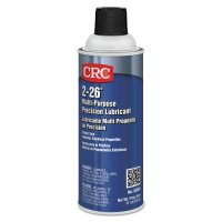 CRC 2-26® Multi-Purpose Precision Lubricants - 2-26 Multi-Purpose Precision Lubricants, 16 oz, Aerosol Can - 125-02005 - CRC