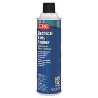 CRC Electrical Parts Cleaners - Electrical Parts Cleaners, 20 oz Aerosol Can - 125-02180 - CRC