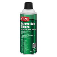CRC Extreme Duty Silicone Lubricants - Extreme Duty Silicone Lubricants, 16 oz Aerosol Can - 125-03030 - CRC