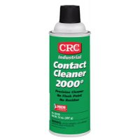 CRC Contact Cleaner 2000® Precision Cleaners - Contact Cleaner 2000 Precision Cleaners, 13 oz Aerosol Can - 125-03150 - CRC
