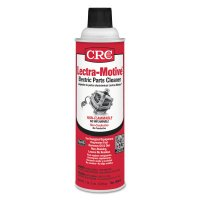 CRC Lectra Motive® Electric Parts Cleaners - Lectra Motive Electric Parts Cleaners, 20 oz Aerosol Can - CRC - 125-05018