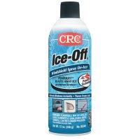 CRC Ice-Off® Windshield Spray De-Icers - Ice-Off Windshield Spray De-Icers, 16 oz Aerosol Can - CRC - 125-05346