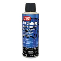CRC FR Clothing Insect Repellents - FR Clothing Insect Repellents, 6 oz Aerosol Can, 12/case - 125-14036 - CRC