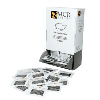 MCR Safety Spec Saver® Towelettes - Spec Saver Towelettes, 5 in X 8 1/2 in - 135-LCT - MCR Safety