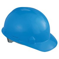 SC-6 Hard Hats, 391, 4-Pt. Ratchet, Cap, Blue - 138-14838 - Kimberly-Clark Professional