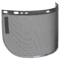 Jackson Safety F60 Wire Face Shields - F60 Wire Face Shields, Black - 138-29055 - Kimberly-Clark Professional
