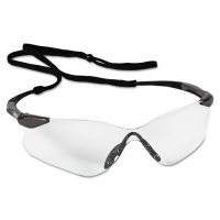 Jackson Safety V30 Nemesis* VL Safety Eyewear - V30 Nemesis* VL Safety Eyewear, Clear Lens, Anti-Fog/Anti-Scratch - 412-29111 - Kimberly-Clark Professional