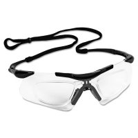 Jackson Safety V60 Safeview* Safety Eyewear with RX Inserts - V60 Safeview* Safety Eyewear with RX Inserts, Clear Lens, Anti-Fog/Anti-Scratch - 412-38503 - Kimberly-Clark Professional